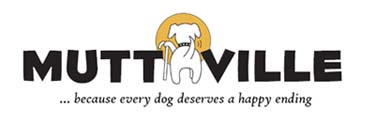Muttville Charity Logo